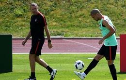 Bình phục chấn thương, Pepe sẵn sàng cho trận chung kết