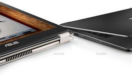 "VivoBook Flip TP301UA: Laptop ""biến hình"" giá tốt của ASUS"