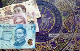 Đồng nội tệ Mexico tăng sau bê bối thuế của Donald Trump