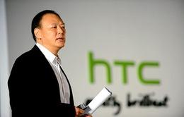 Nhà đồng sáng lập HTC Peter Chou quyết dứt áo ra đi