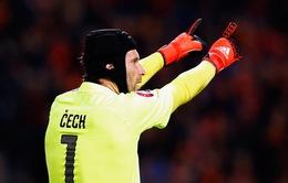 CHÍNH THỨC: Thủ môn Petr Cech chia tay sự nghiệp thi đấu quốc tế