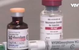Pfizer ngưng bán thuốc phục vụ tiêm tử hình tại Mỹ