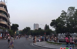 Phố đi bộ quanh hồ Hoàn Kiếm là điểm nhấn du lịch Thủ đô 2017