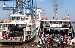 TP.HCM kiến nghị xây cầu để thay phà Cát Lái