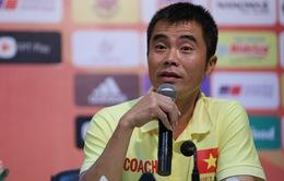 HLV Phạm Minh Đức nói gì trước trận gặp HAGL ở giải U21 quốc tế 2016?