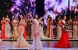 Hoa hậu Hoàn vũ Việt Nam trở lại vào năm 2017