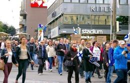 Giải quyết tình trạng thất nghiệp, Phần Lan thí điểm lương cơ bản vô điều kiện