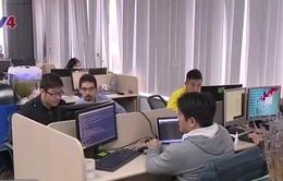 DN xuất khẩu phần mềm Việt Nam chủ yếu gia công cho nước ngoài
