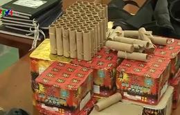 Gia tăng buôn lậu pháo nổ dịp cận Tết