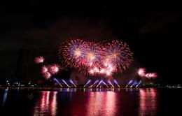 Festival pháo hoa Đà Nẵng đặt mục tiêu vươn tầm thế giới