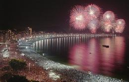 Brazil sẵn sàng cho màn bắn pháo hoa đón năm mới 2017