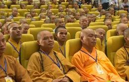 Pháp hội Vu lan báo hiếu tại chùa Bái Đính