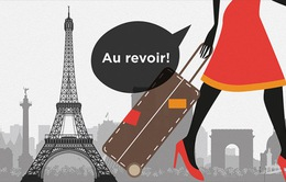 """Người giàu ở Pháp dứt áo ra đi vì """"sưu cao thuế nặng""""?"""