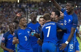 """Không bằng thế hệ 1998, tuyển Pháp vẫn thừa """"cơ"""" vô địch EURO 2016"""