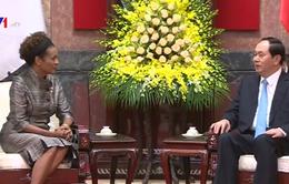 Quốc hội Việt Nam tích cực tham gia các hoạt động của Cộng đồng Pháp ngữ