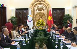 Thúc đẩy hợp tác Việt Nam - Cộng đồng Pháp ngữ