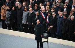 Pháp: Nhiều hoạt động tưởng niệm các nạn nhân của vụ khủng bố đẫm máu đêm 13/11