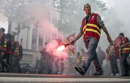 Làn sóng đình công tại Pháp dâng cao