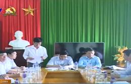 Bộ trưởng Cao Đức Phát thăm hỏi ngư dân Quảng Bình