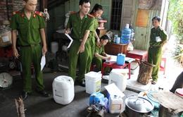 Phát hiện cơ sở sản xuất cà phê kém chất lượng tại Đồng Tháp