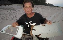 Phát hiện mảnh vỡ mới nghi của máy bay MH370