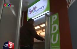 Nam Phi: ATM cấp thuốc tự động cho người nhiễm HIV