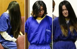Mỹ phạt tù 3 sinh viên Trung Quốc do ngược đãi bạn