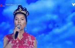 Phép màu sắc đẹp: Nhờ ngoại hình đẹp sau PTTM, cô gái trẻ Quảng Trị tự tin khoe giọng hát