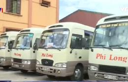 Hàng chục xe khách đình công ngừng chạy ảnh hưởng nhu cầu đi lại của người dân
