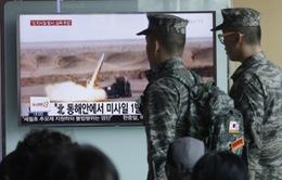 Triều Tiên thử tên lửa đạn đạo Musudan thất bại
