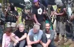 Tổ chức Abu Sayyaf tại Philippines đe dọa hành quyết con tin