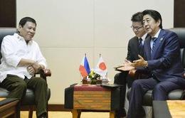 Nhật Bản muốn tăng cường hợp tác hơn nữa với Philippines