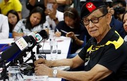 Philippines tìm kiếm các cuộc đàm phán chính thức với Trung Quốc