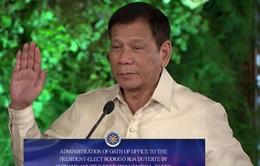 Tân Tổng thống Philippines tuyên chiến với tham nhũng