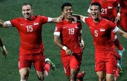 [KT] ĐT Philippines 0-0 ĐT Singapore: Chia điểm nhạt nhòa!