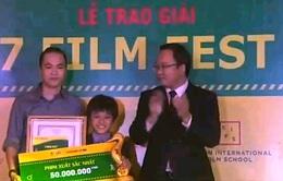 """LH phim ngắn về ATGT: """"Ngã tư"""" đoạt giải Phim xuất sắc nhất"""