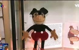 Bán đấu giá kỷ vật của nhà sản xuất phim hoạt hình Walt Disney