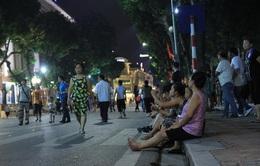 Hà Nội chưa mở rộng tuyến phố đi bộ