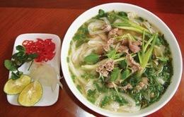 Phở Việt Nam được nhiều người Nhật Bản ưa thích