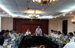 Phó Thủ tướng Vương Đình Huệ làm việc với Liên minh Hợp tác xã Việt Nam
