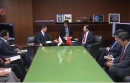 Nhật Bản hỗ trợ Việt Nam xây dựng cơ sở hạ tầng