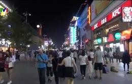 Khám phá phố đi bộ tại Trung Quốc