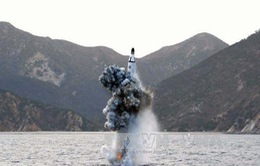 CHDCND Triều Tiên có thể đã thất bại trong vụ thử tên lửa