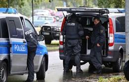 Đức phong tỏa một thị trấn do đe dọa đánh bom