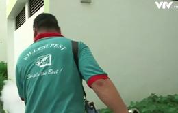 Singapore tăng cường chống dịch Zika sau 41 ca nhiễm