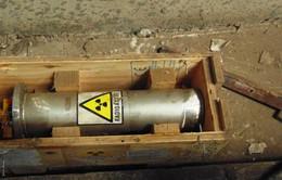 Những vụ thất lạc nguồn phóng xạ nguy hiểm tại Việt Nam