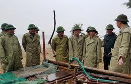 PTTg Vũ Đức Đam kiểm tra công tác phòng chống bão số 3 tại Thanh Hóa