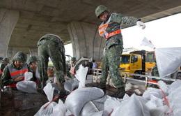 Siêu bão Nepartak đổ bộ vào Đài Loan (Trung Quốc)