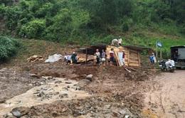 Yên Bái nâng cảnh báo sạt lở đất lên mức cao nhất
