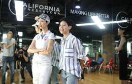 Giọng hát Việt nhí 2016: Vũ Cát Tường mời Xuân Lan dạy catwalk cho học trò